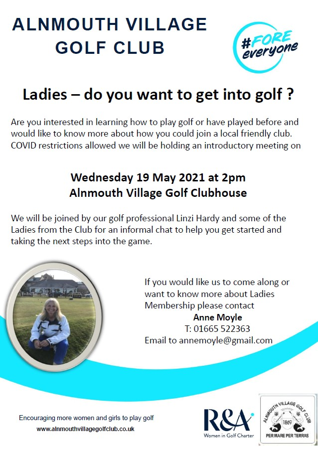 Women in Golf Introduction